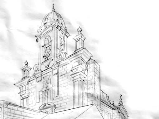 Acceso Iglesia